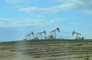 Alberta pump jacks - money, money