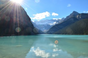Lake Louise-amazingly beautiful