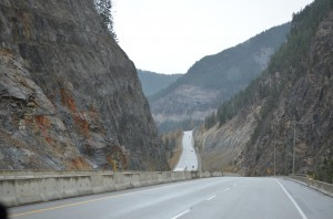 More Kicking Horse Pass