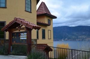 Gray Monk - a long established BC winery