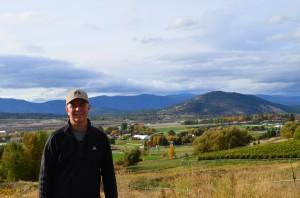 Me at Ancient Hills