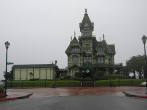 Carson Mansion - 18 rooms and 16,000' ft of space