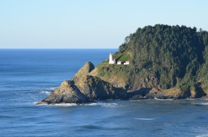 Heceta Light House (12 miles north of Florence)