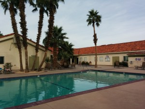 Sands Resort Pool and Hot tubs