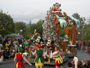 Hi Mickey and Minnie!