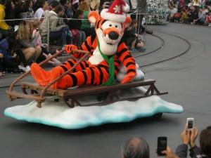 And Tigger too - whoohoohooo