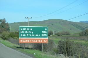 Heading North - just a little bit