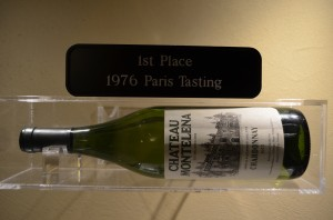 In 1976 this wine put Napa on the map.