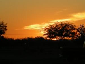 1st Arizona Sunset