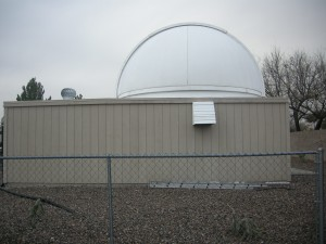 The astronomy observatory - Butterfield Resort