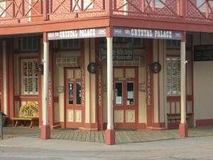 Famed Crystal Palace