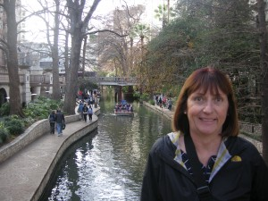 """Friday aft-""""The River Walk"""""""