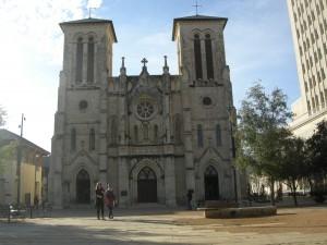 San Fernando Cathedral-Main Plaza