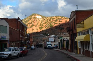 The shops-Downtown Bisbee