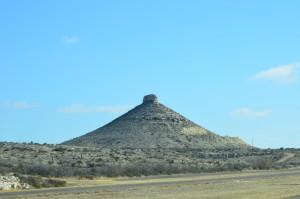 Pyramids in Texas??