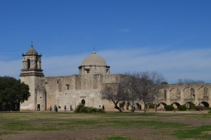"""San Jose Mission-The """"Queen of Missions"""""""