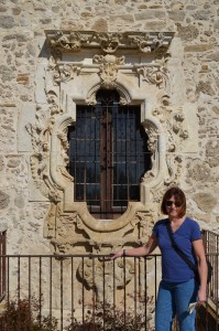 """The """"Rose Window"""" - and my """"Rose"""""""