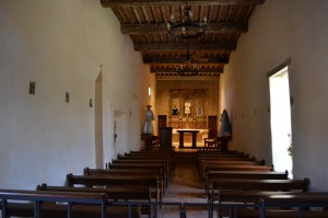 Inside San Juan