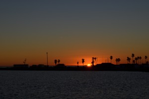 South Padre Sunset