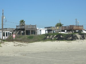 Another RV park on the beach-all with sun/observation decks