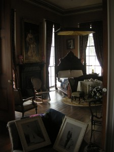 Bedroom of JD's daughter in main house