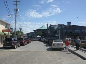 Downtown Cedar Key- small and quaint