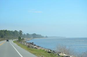 En route to Cedar Key