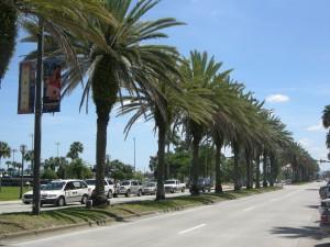 Beach St in Daytona Beach