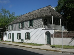 Oldest House - Circa 1702 (Gonzalez-Alvarez)