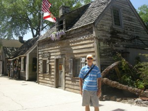 The oldest wooden schoolhouse in the U.S.