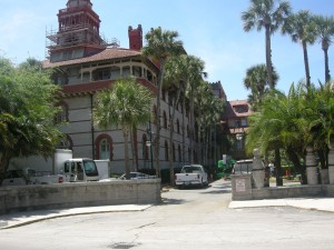 Flagler College-beautiful looking campus