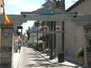 Aviles Street - Oldest street
