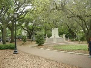 SA has 22 city parks (squares)