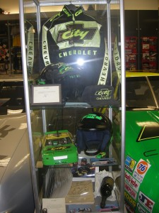 Tom Cruise equipment used in making Days of Thunder