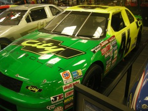 Car used in Days of Thunder