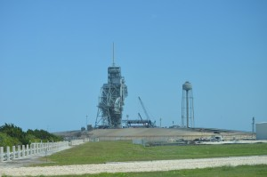 Launch pad 39A-All Apollo missions and some shuttles used this