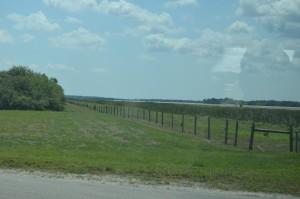 A 3 mile long runway for the shuttle program