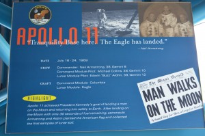 Apollo 11- interesting fact about their fuel supply - read attached