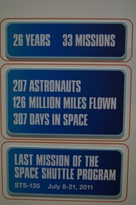 Space Shuttle Atlantis - Mission Record Very Impressive stats