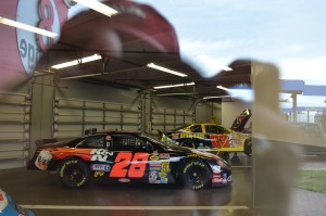 Cars used in Richard Petty driving experience