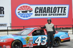 Me in Victory Lane